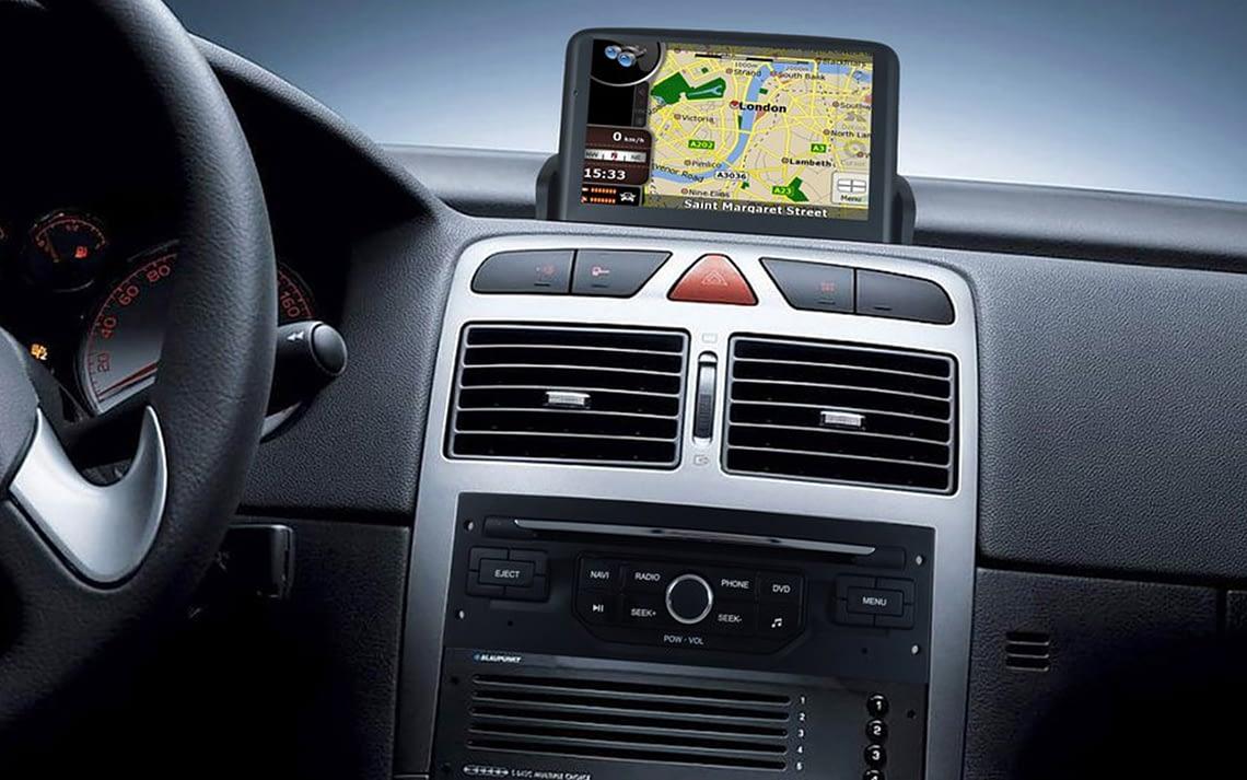 Autoradio GPS Peugeot 307 SW