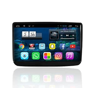 autoradio android renault duster