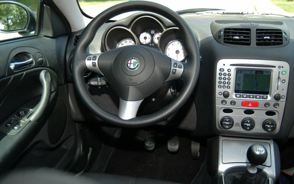 Autoradio 2 DIN Alfa GT